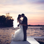 Bay Pointe Sunset Wedding