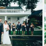 BoatHouse Villa Wedding