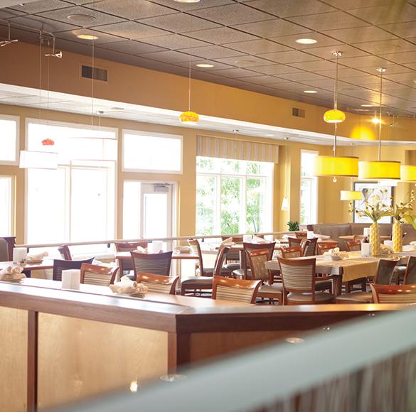 Terrace Grille Meeting Venue