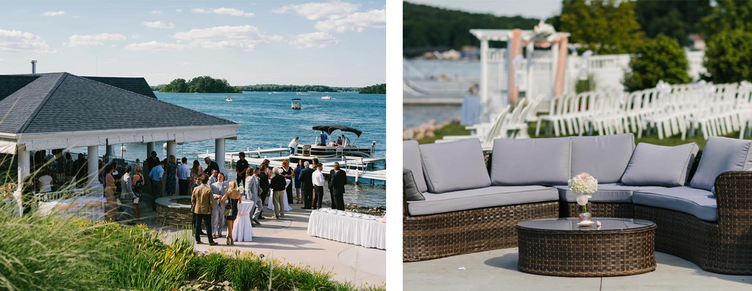Bay Pointe Lakefront Pavilion & Lawn