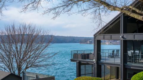 Picture of Gun Lake cottage rental