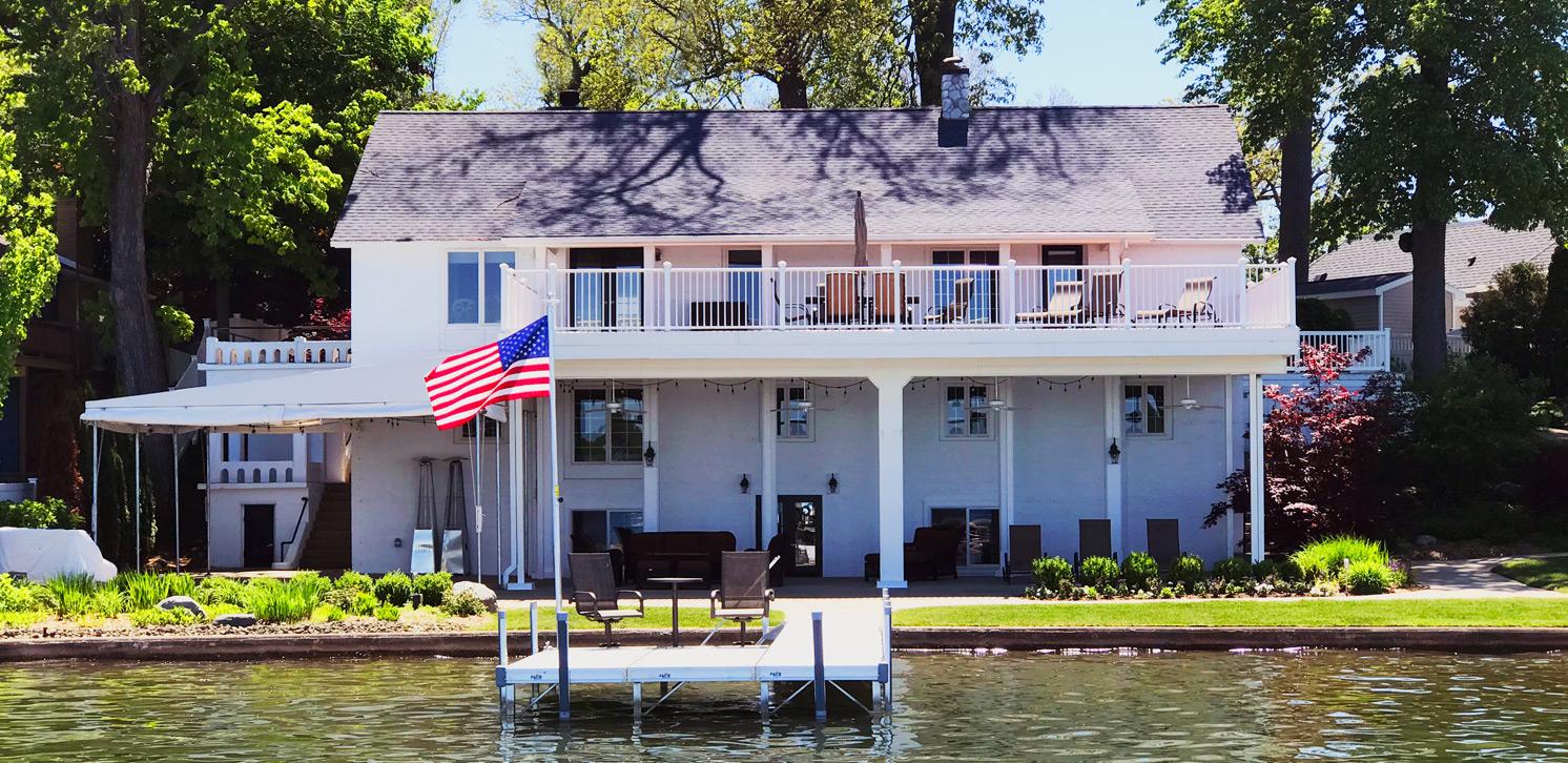 BoatHouse Villa