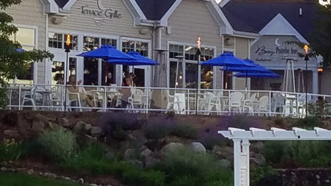 Terrace Grille at Bay Pointe Inn
