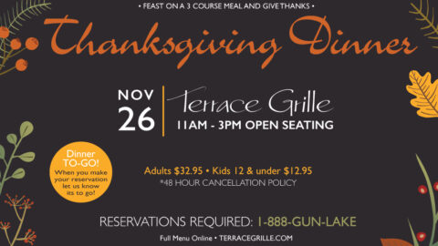 Thanksgiving Terrace Grille