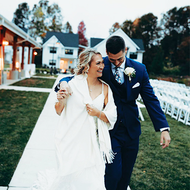 Bay Pointe Inn Wedding