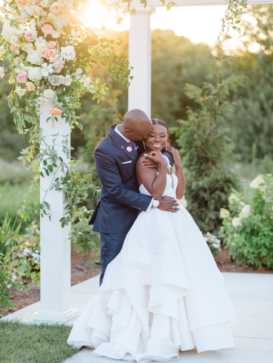 Bay Pointe Woods Wedding